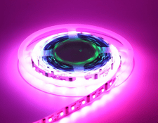 Tiras LED a 220V