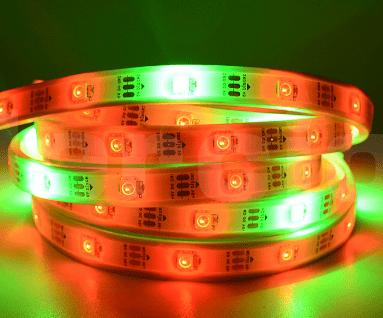 Tiras LED a 5V