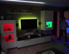 Tiras LED para TV