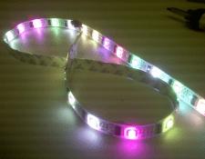 Tiras LED adhesivas