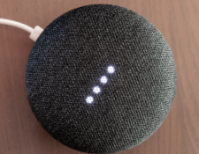 Tiras LED para Google Home