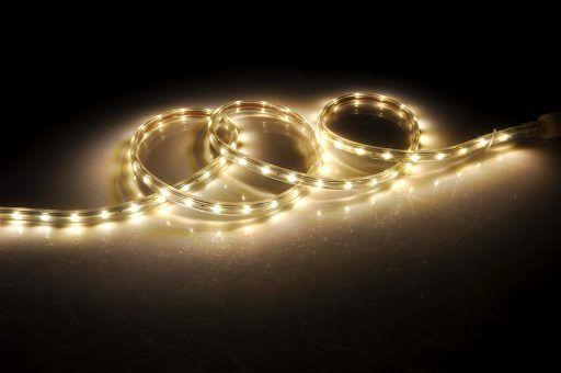 Tiras LED para salón