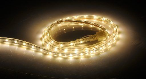 Tiras LED con sensor de movimiento