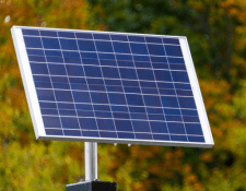 Tiras LED solares