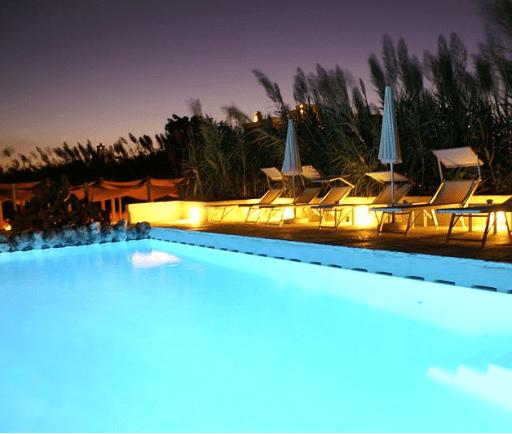 Tiras LED para piscinas