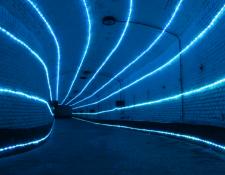Tiras LED para techos